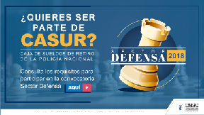 ir a Concurso sector defensa